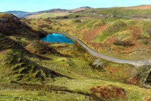 Fairy Glen pools Isle of Skye