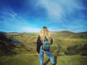 Fairy Glen pools Scotland