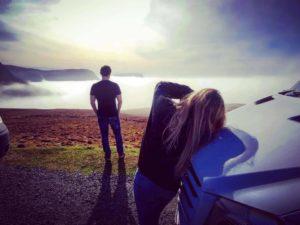 Misty Isle of Skye views