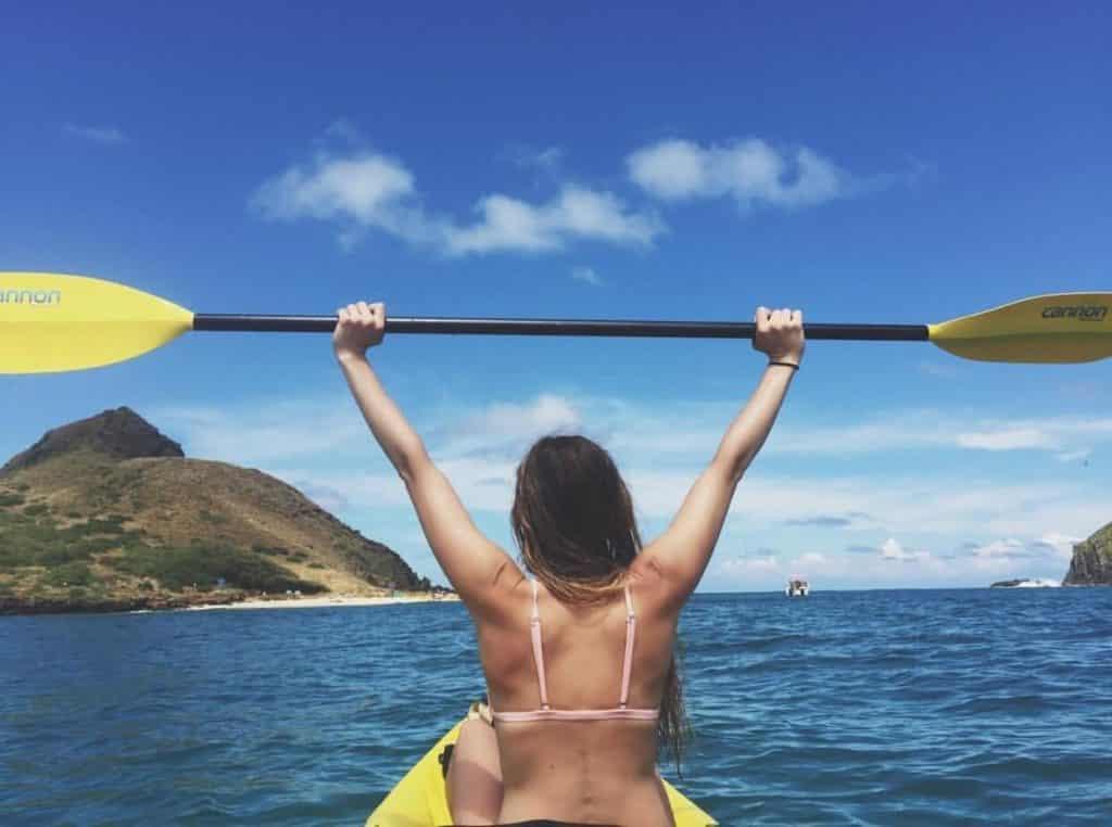 mokonui island lanikai beach