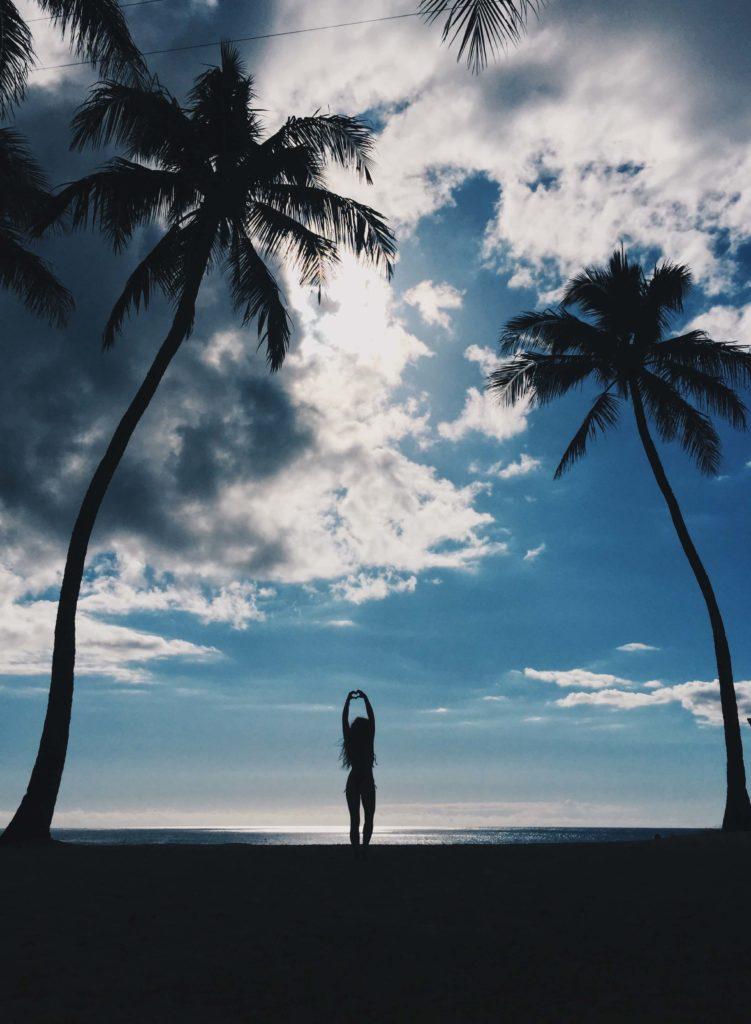 Waimea beach Oahu Hawaii North Shore