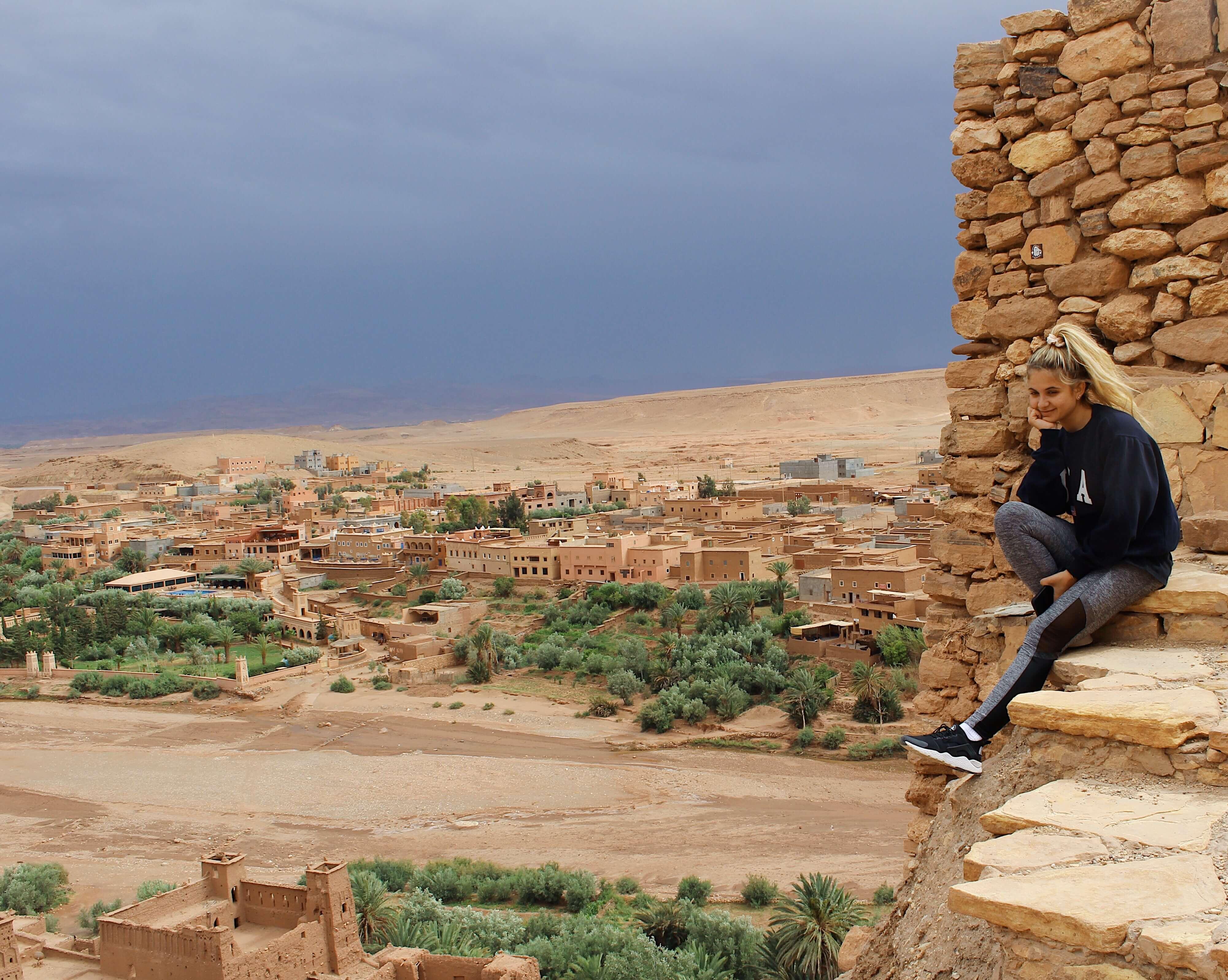 Aït Benhaddou Morocco desert tour