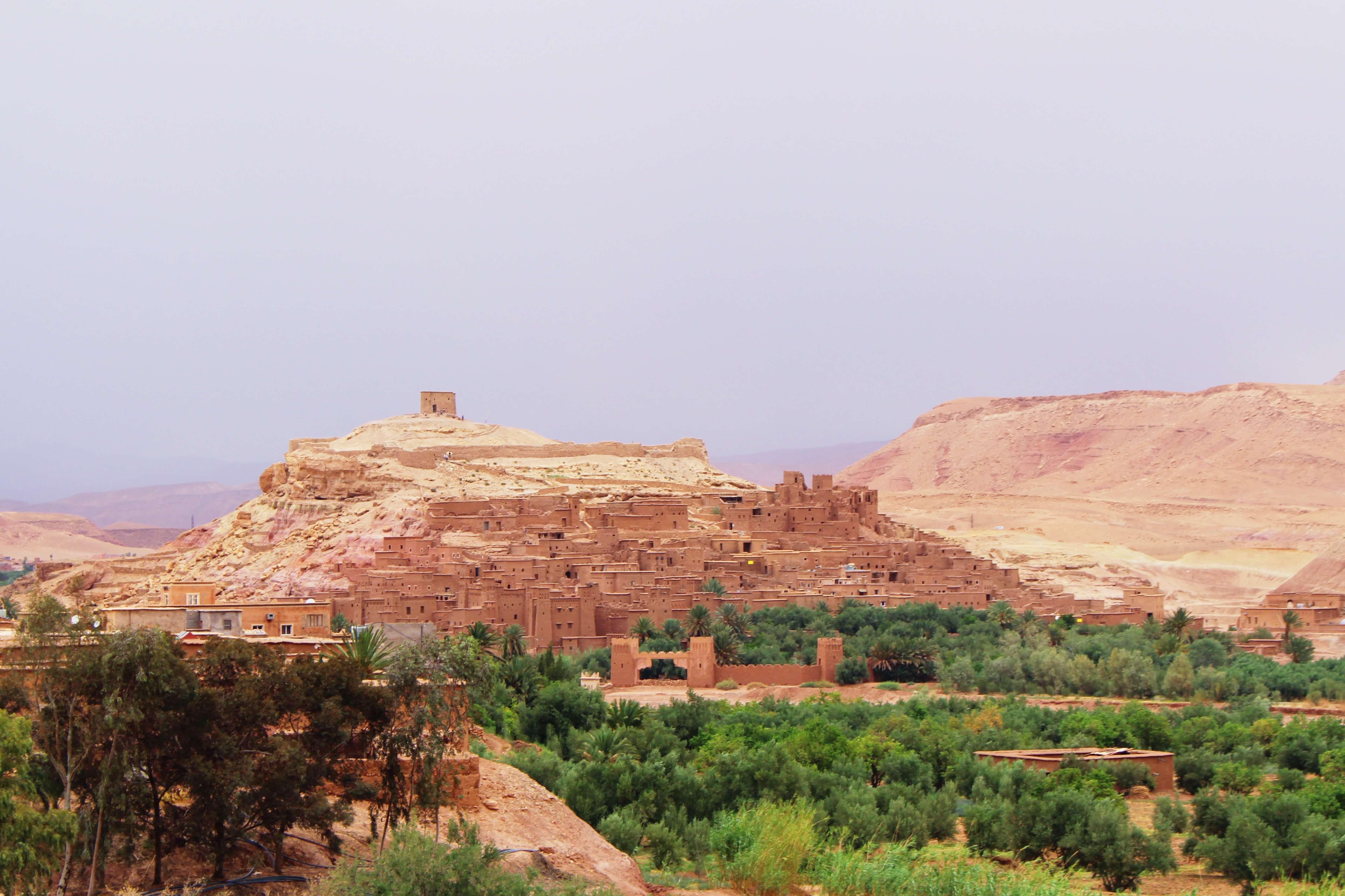 Aït Benhaddou Morocco Ruins Tour