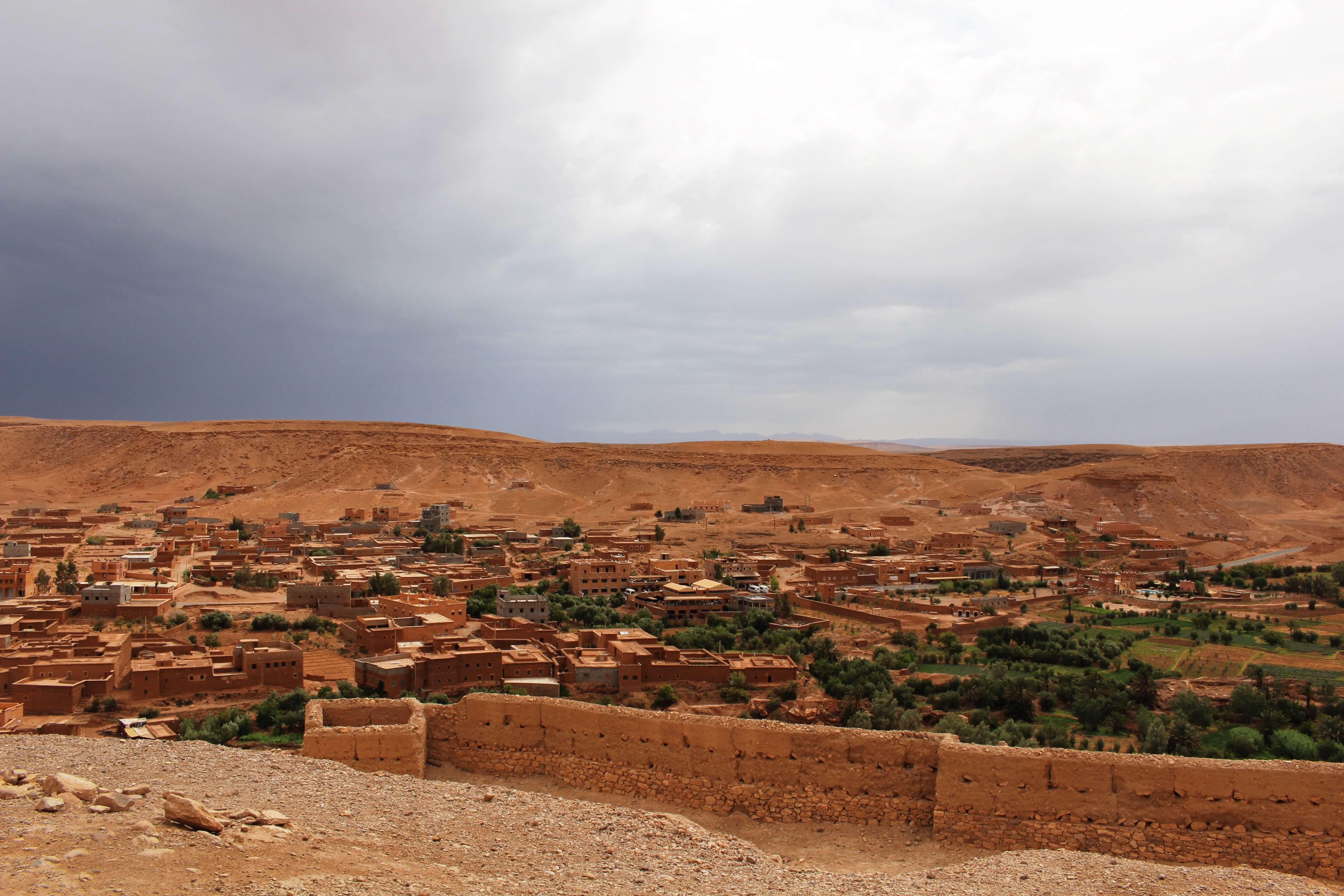 Road of the thousand Kasbahs Morocco desert tour
