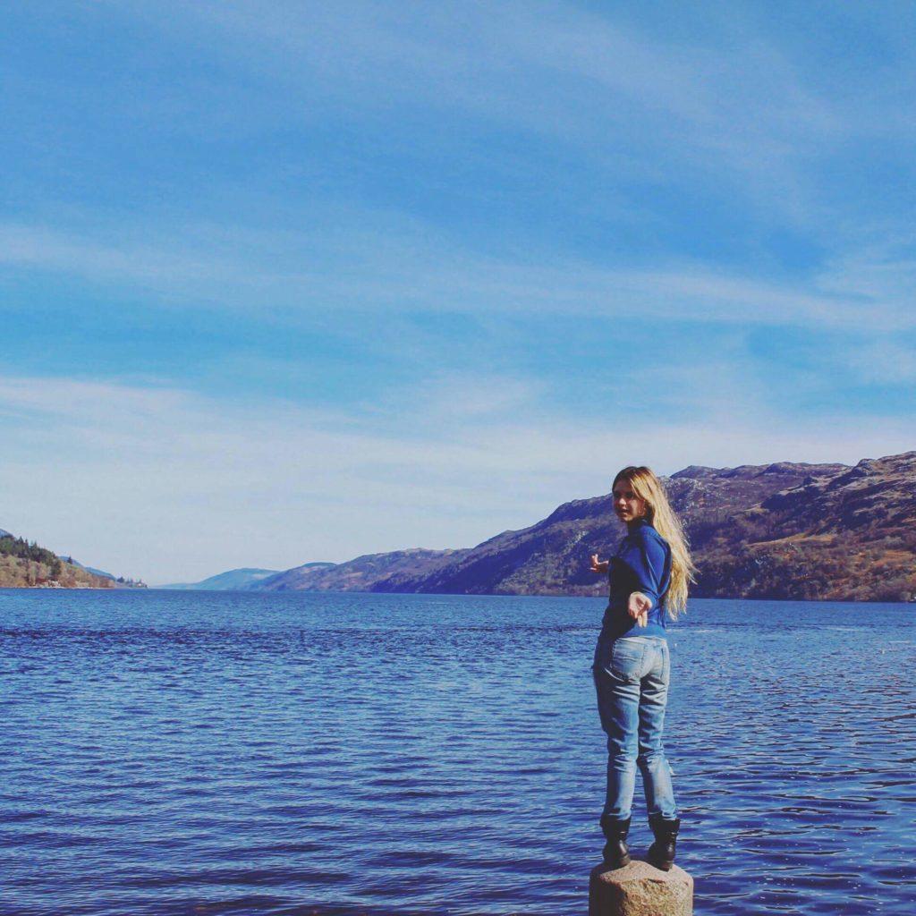 Loch Ness Monster Scotland Isle of Skye