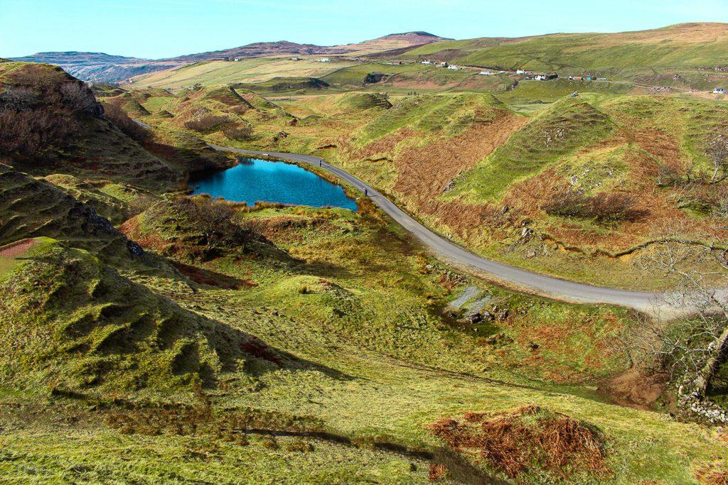 Fairy Glen Isle of Skye Vamos Bitchachos