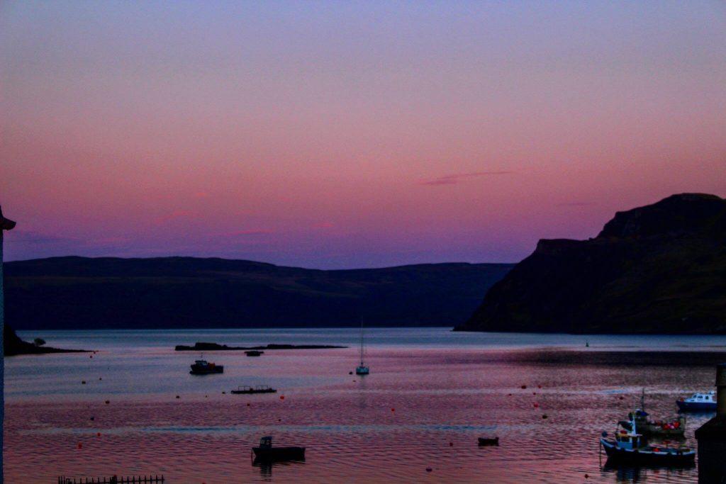 Portree Isle of Skye Vamos Bitchachos