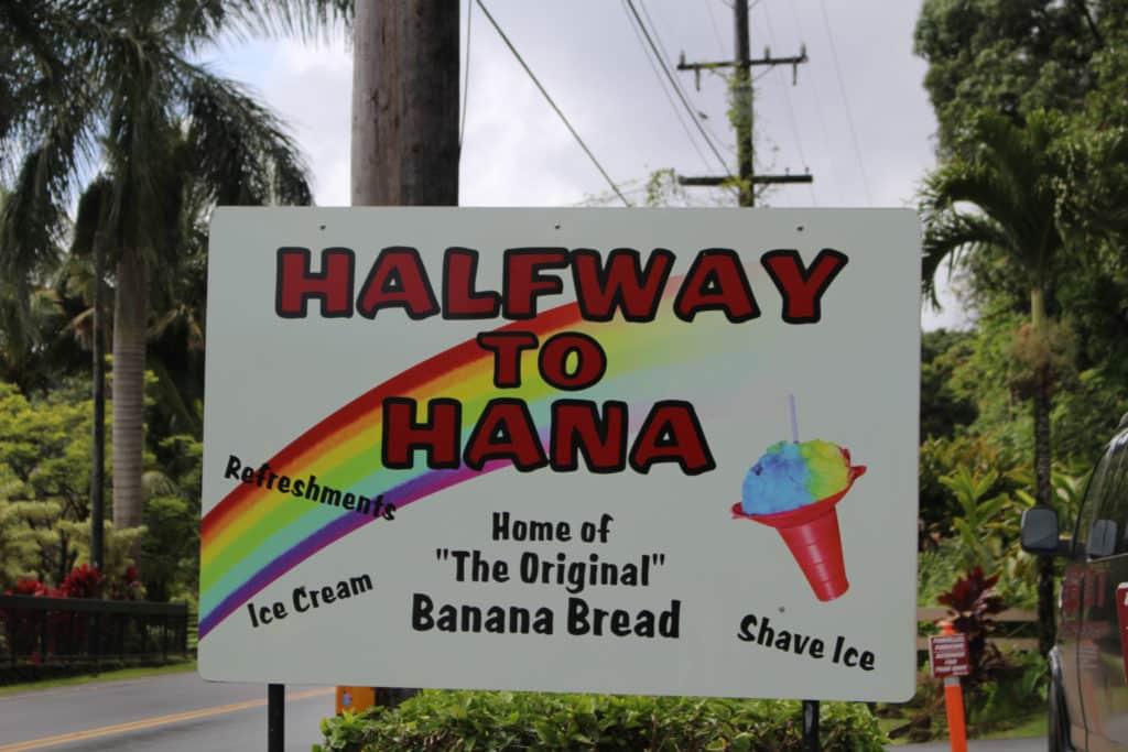 Vamos Bitchachos Halfway to Hana, Maui, Hawaii.