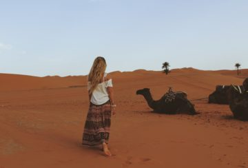 Sahara Desert - A first timers guide.